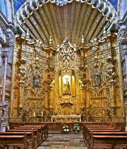 Retablo of Mary