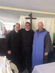Father Tim Father Alex & Daniel